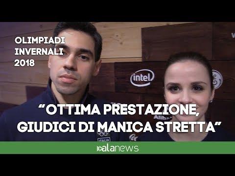"""Pattinaggio, Cappellini-Lanotte: """"Giudici di manica stretta, chiederemo spiegazioni"""""""