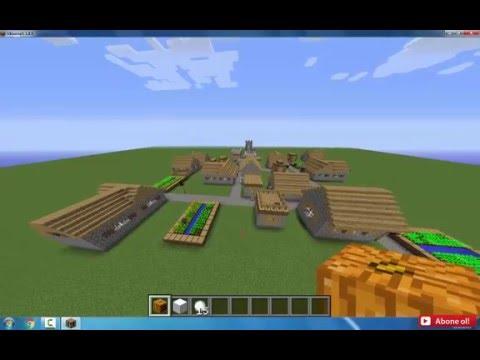 Minecraft-Kar Golemi Nasıl Yapılır!