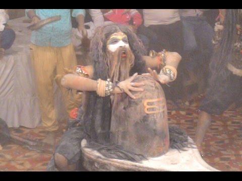 शिवा अघोरी | Shiva Aghori | Holi Khele masaane Me | Aghori jhanki | Laxmi Nagar | Aryan And Party