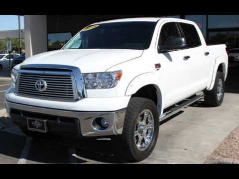 2012 Toyota Tundra Crew Cab 4WD Supercharged for sale in Phoenix, AZ