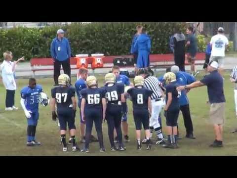 2014-11-22 SV vs WM Bantams Super Bowl