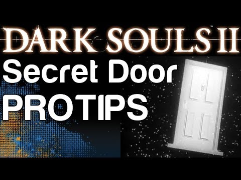 Secret Doors Are NOT Opened With a Melee. Simply Press A - Dark Souls 2 | WikiGameGuides