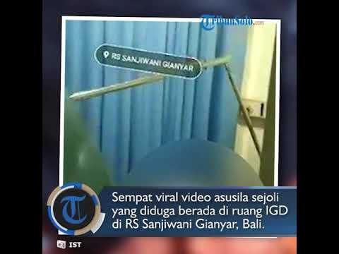 Pihak Rumah Sakit Angkat Bicara Viral Video Mesum Di Rs Viral Video Mesum Diduga Di Ruang