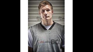 Tobias Brinchmann Christensen #23 Forward 6'6 - 2014/2015 Basketball Highlights