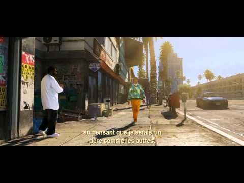 Spacion Presents Grand Theft Auto V Trailer #1