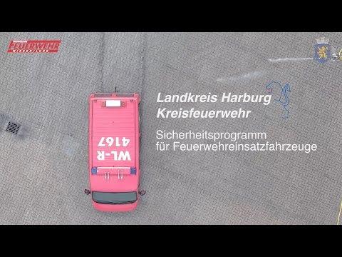 Fahrsicherheitstraining (SHP)  für die Feuerwehren im Landkreis Harburg