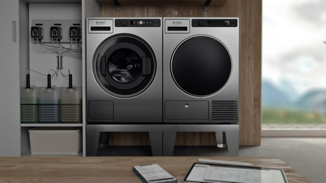 Download ASKO Professional Washing Machine