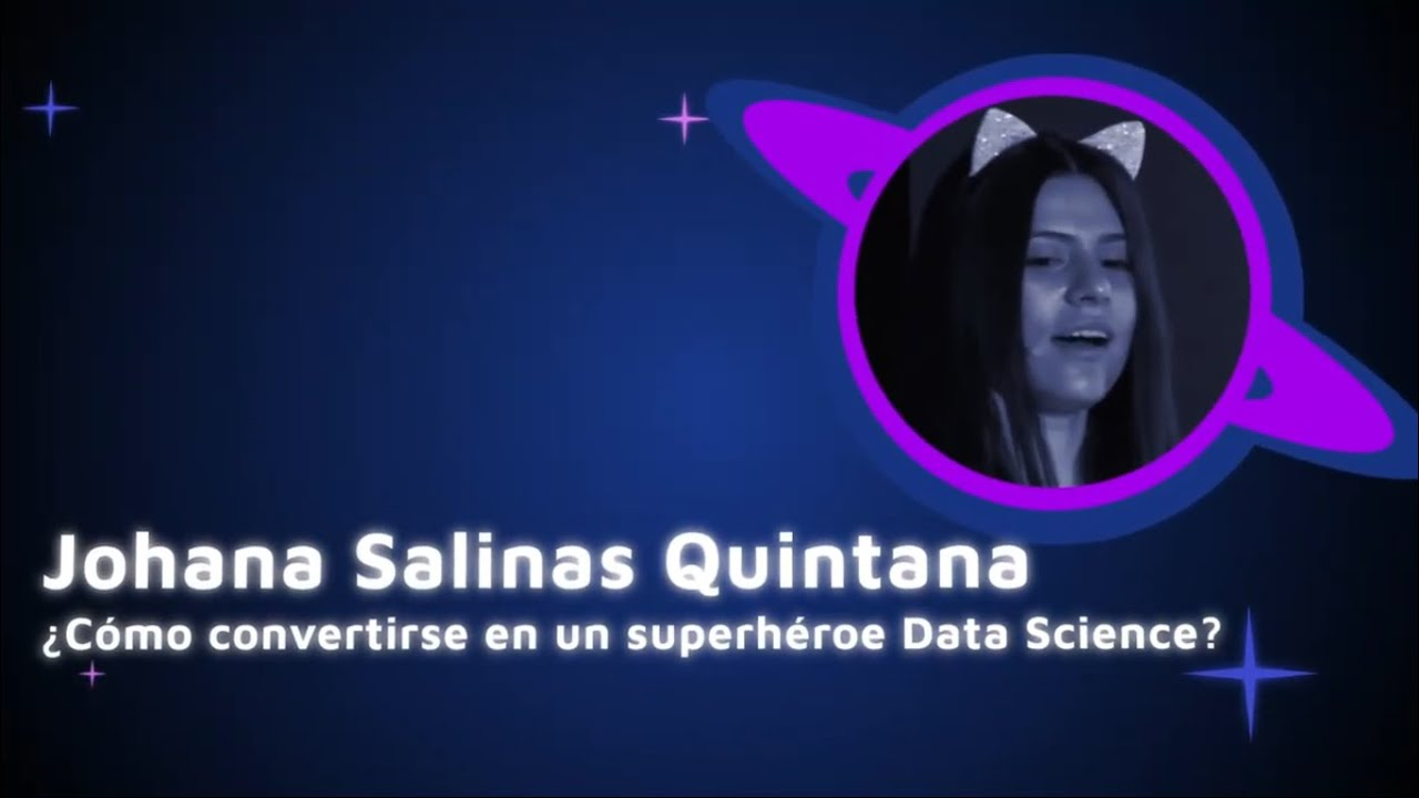 Image from Johana Salinas Quintana - How to become a Data Science Superhero? - PyCon Colombia 2019