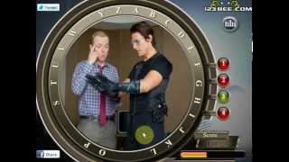 Mission Impossible 4 Hidden Alphabets - Flash Game - Casual Gameplay