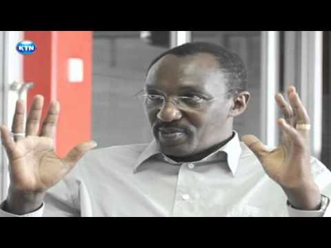 Money and power - Titus Naikuni