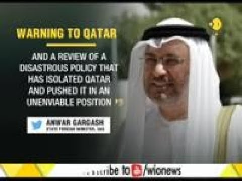 WION Gravitas: Saudi Arabia plan to make Qatar an island