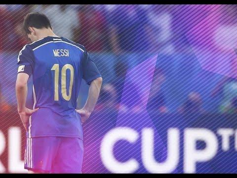 Lionel Messi - Get Up Again ● Copa America 2016● HD