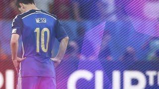 Lionel Messi Get Up Again Copa America 2016 HD