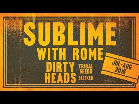 DIRTY HEADS ANNOUNCE 2016 SUMMER TOUR DATES
