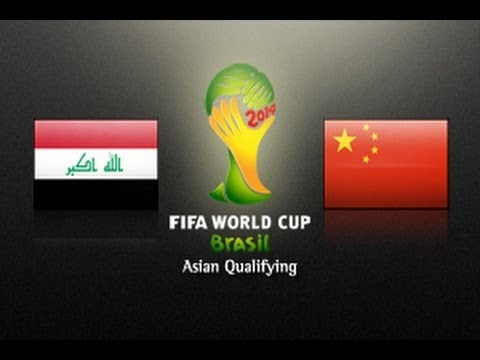 Iraq vs China: 2014 FIFA World Cup Asian Qualifiers - (Round 3, Match Day 4)