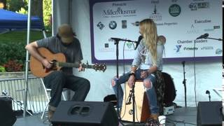 Abby Miller   Benny and the Jets  by Elton John 2014