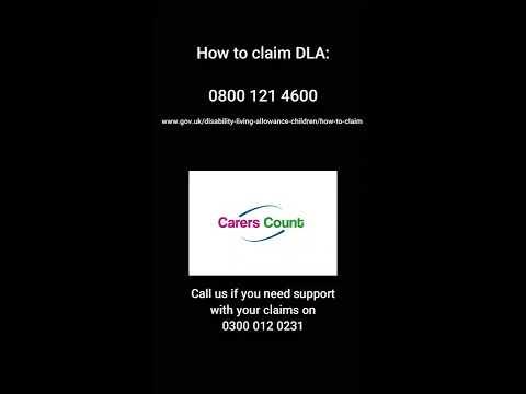 DLA (Disability Living Allowance)