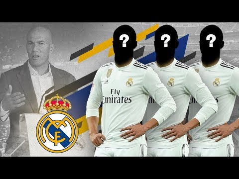 The 3 players Zidane wants to bring to Real Madrid - Oh My Goal