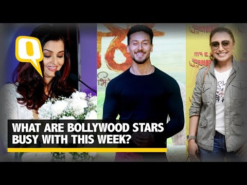 Bollywood Midweek Diaries: What Are the Stars Busy With? | The Quint