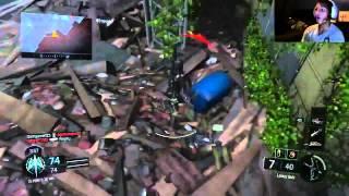 Black Ops 3 Wall Run TRICKSHOT!
