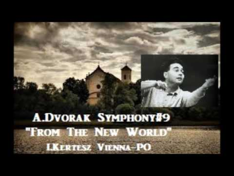 "A.Dvořák Symphony#9 ""From The New World"" [ I.Kertesz Vienna-PO ] (1961)"