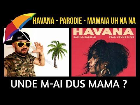 HAVANA - Parodie - MAMAIA