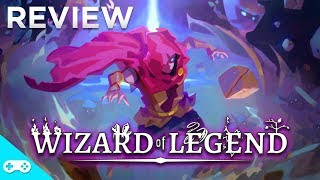Wizard of Legend Review - The Best Roguelite on the Switch?