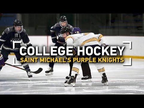 Saint Michael's College Hockey