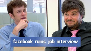 Facebook Ruins Job Interview