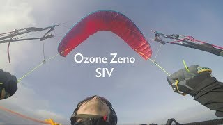 Taking my Ozone zeno for SIV in Monaco with Russ Ogden at the start...