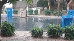 Queen Creek Arizona getting some much-needed rain