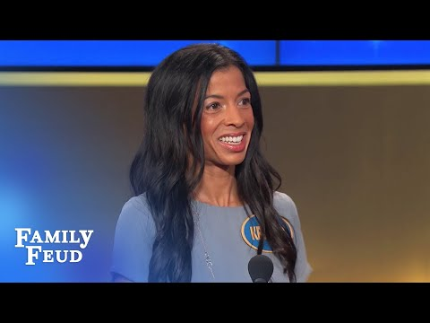 Sleep when I'm dead? | Family Feud