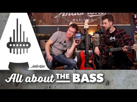 Bass Starter Packs - For Life, Not Just For Christmas!