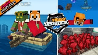 Minecraft | WATER ADVENTURE | Truly Bedrock SMP [5]