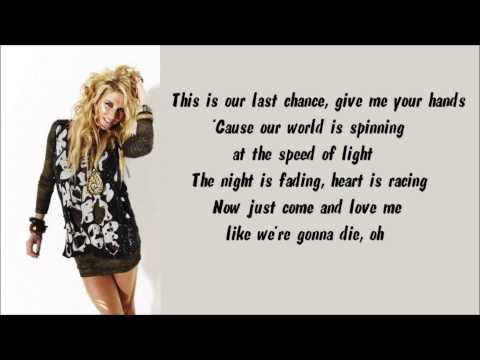 Ke$ha - Animal Karaoke / Instrumental with lyrics on screen