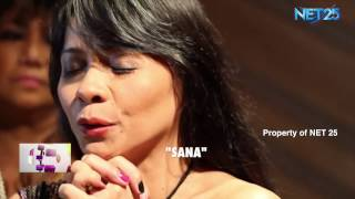 BAYANG BARRIOS & GIFT CERNA NET25 LETTERS AND MUSIC Guesting - EAGLE ROCK AND RHYTHM