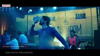 America girl liner achhi laga lena Gita Govinda Telugu song