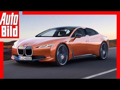 Zukunftsaussicht: BMW i4 (2021) Details / Erklärung