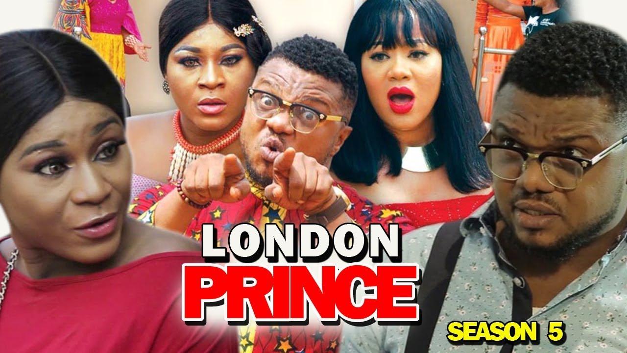 LONDON PRINCE SEASON 5 - (New Movie) 2019 Latest Nigerian Nollywood Movie Full HD