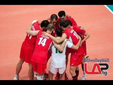 World League Bulgaria - Canada 31.05.2015