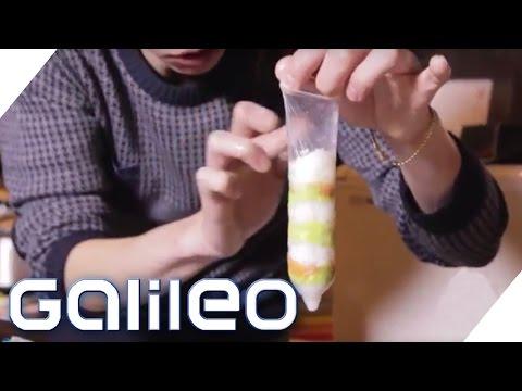 Kochen mit Kondomen - Skurrile Foodtrends aus Japan | Galileo | ProSieben