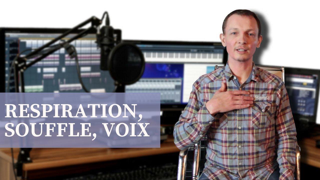 Technique de RESPIRATION, SOUFFLE et VOIX Exercice - # ...