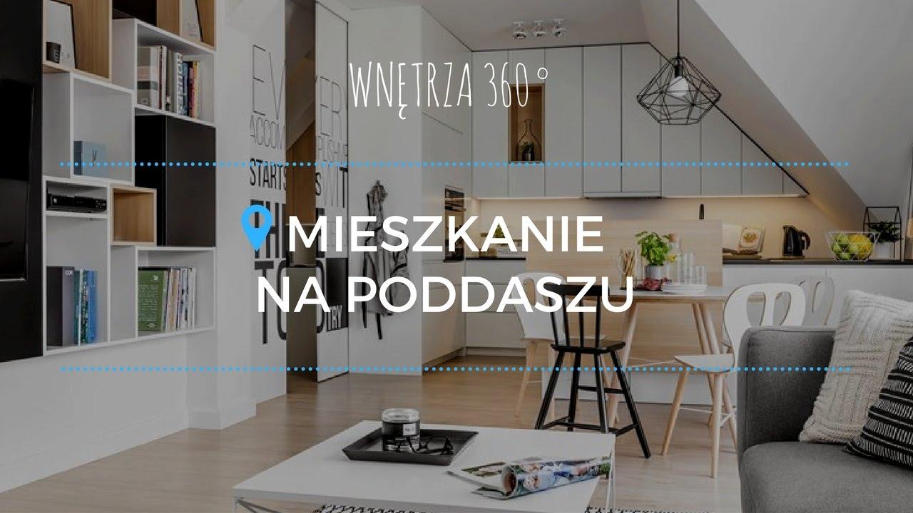 Jak Urzadzic Przytulne Mieszkanie Na Poddaszu Projekt Wnetrz