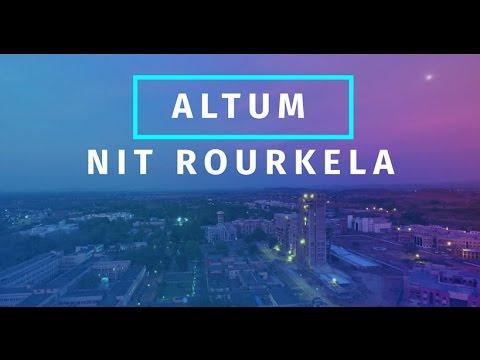 Altum - An Aerial Perspective  - Trailer || Cinematics - NIT Rourkela