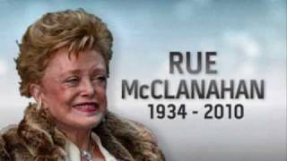 Tribute to the Golden (Rue McClanahan)