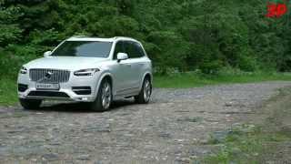 Михаил Кулешов о новом Volvo XC90 и его конкурентах