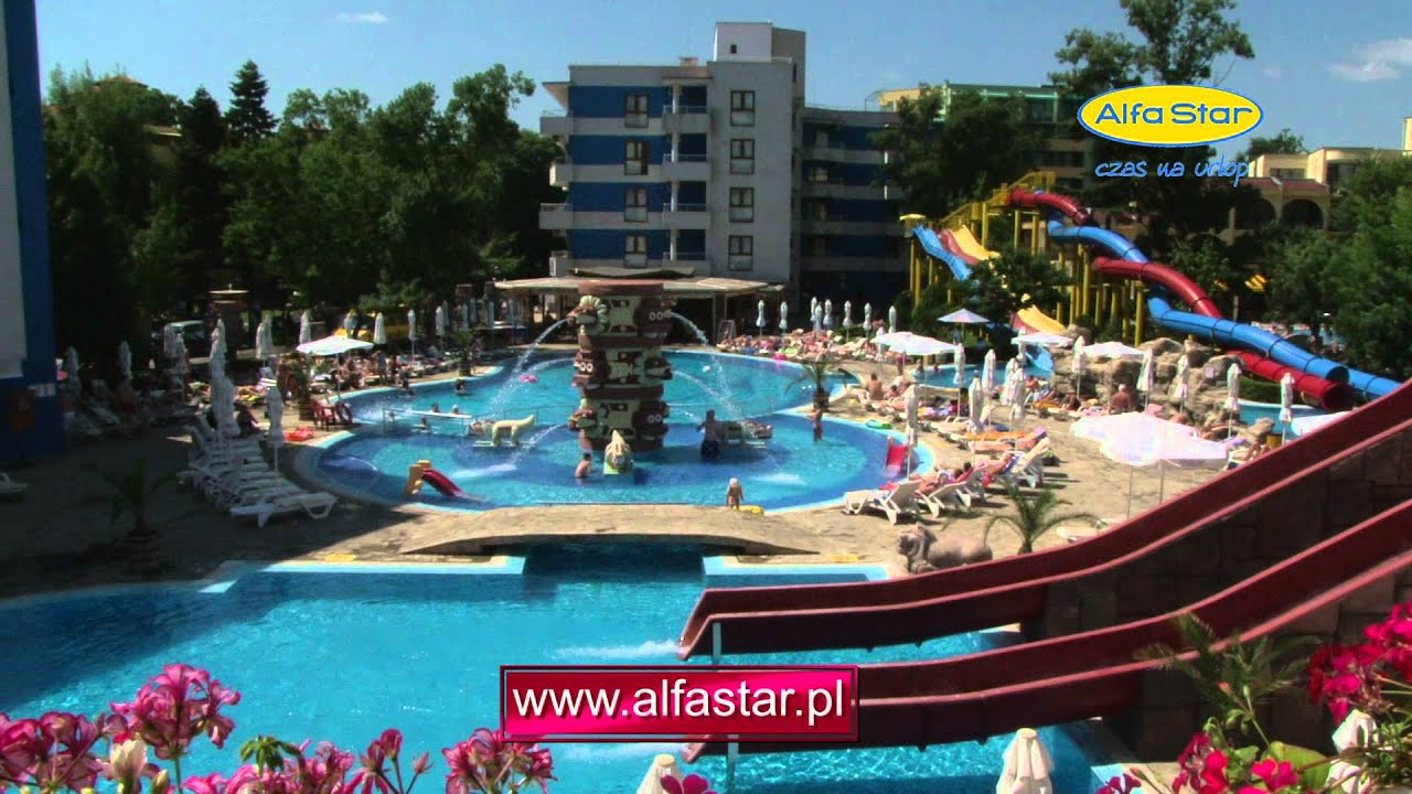 I Hotel Sunny Beach Bulgarien