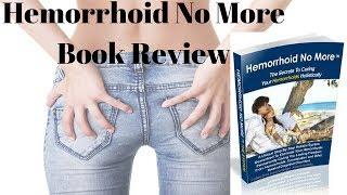 Hemorrhoid No More Jessica Wright   Hemorrhoid No More Book Review - Mr Gama