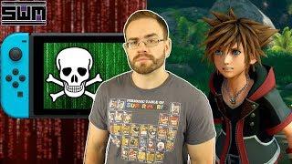 MASSIVE Kingdom Hearts III Leak (No Spoilers) And Nintendo Uses ISPs To Catch Pirates | News Wave