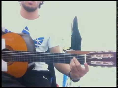 Gusttavo Lima --- Balada ( Tche tche rere ) - ( Guitar Tutorial )